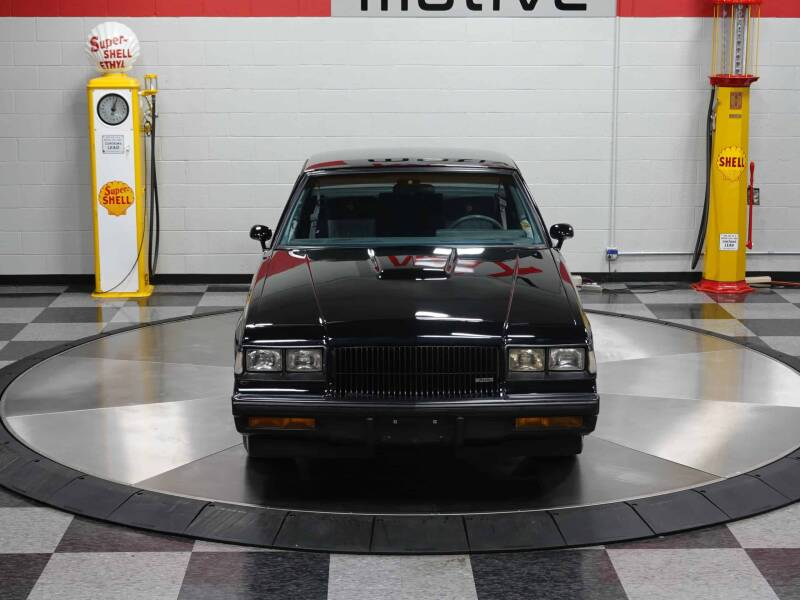 1987 Buick Regal Grand National Turbo (image 39)