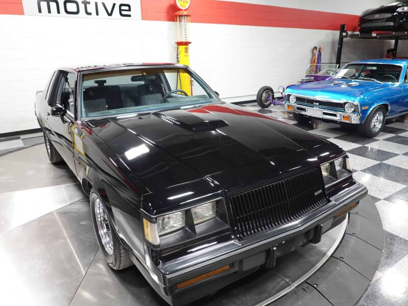 1987 Buick Regal Grand National Turbo (image 25)