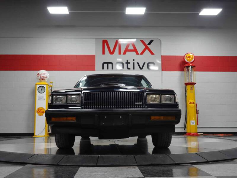 1987 Buick Regal Grand National Turbo (image 10)