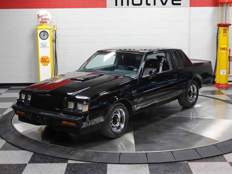1987 Buick Regal Grand National Turbo (image 40)