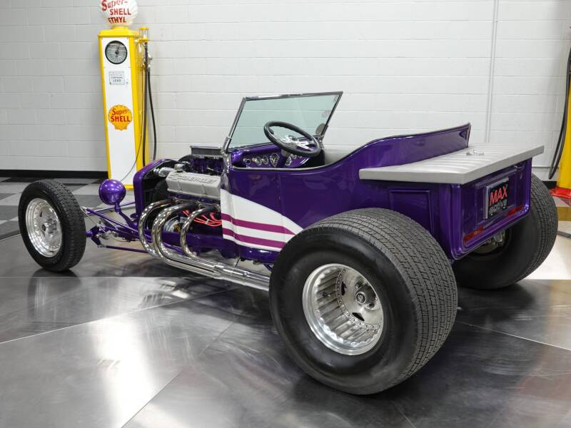1923 Ford Model T (image 14)