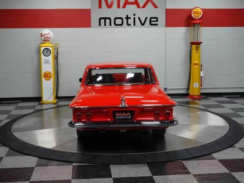 1962 Plymouth Savoy