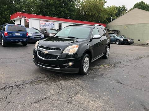 2011 Chevrolet Equinox for sale in Pontiac, MI