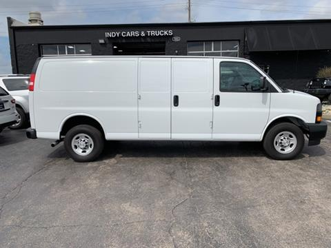 2018 Chevrolet Express Cargo for sale in Indianapolis, IN