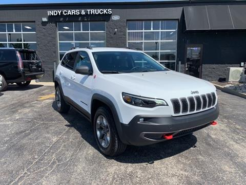 2019 Jeep Cherokee for sale in Indianapolis, IN