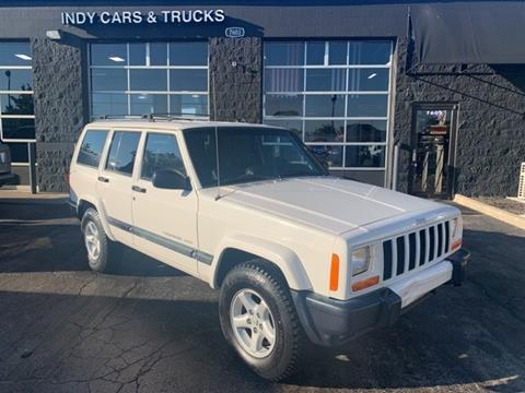 2000 Jeep Cherokee for sale in Indianapolis, IN