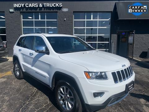 2016 Jeep Grand Cherokee for sale in Indianapolis, IN