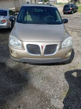 2005 Pontiac Montana SV6 for sale in New Eagle, PA