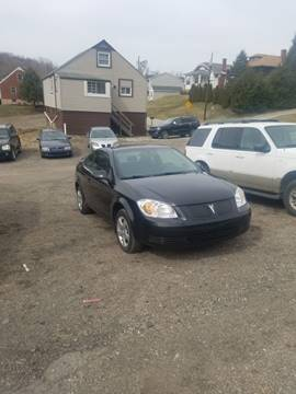 2009 Pontiac G5 for sale in New Eagle, PA