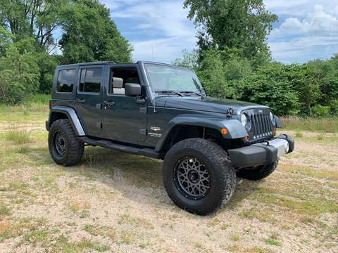 2008 Jeep Wrangler Unlimited for sale in Rehoboth, MA