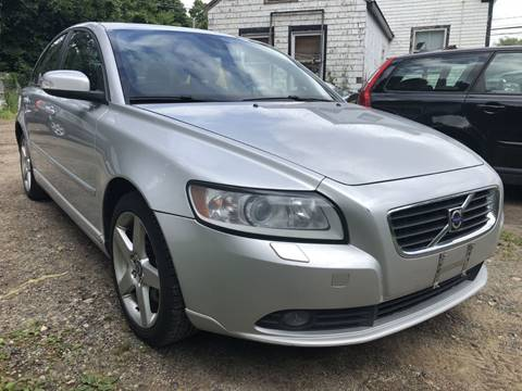 2008 Volvo S40 for sale at Specialty Auto Inc in Hanson MA