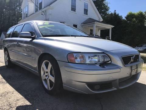 2006 Volvo V70 R for sale in Hanson, MA