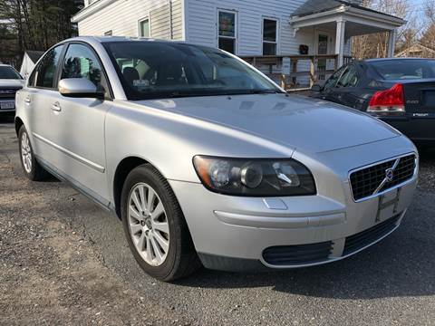 2004 Volvo S40 for sale at Specialty Auto Inc in Hanson MA