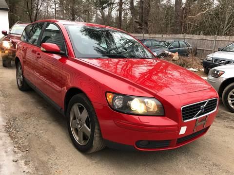 2006 Volvo V50 for sale at Specialty Auto Inc in Hanson MA