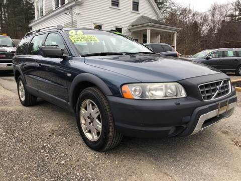 2006 Volvo XC70 for sale at Specialty Auto Inc in Hanson MA
