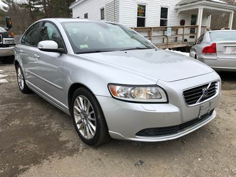 2009 Volvo S40 for sale at Specialty Auto Inc in Hanson MA