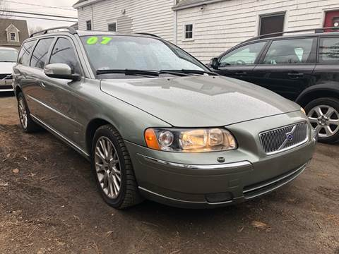 2007 Volvo V70 for sale at Specialty Auto Inc in Hanson MA