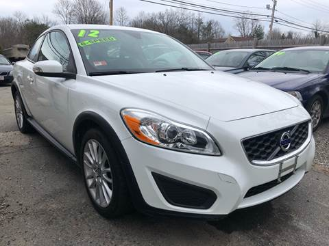 2012 Volvo C30 for sale at Specialty Auto Inc in Hanson MA