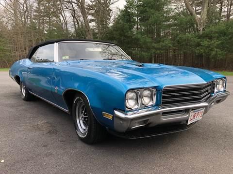 1970 Buick Gran Sport for sale in Hanson, MA