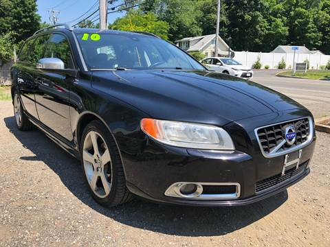 2010 Volvo V70 for sale at Specialty Auto Inc in Hanson MA