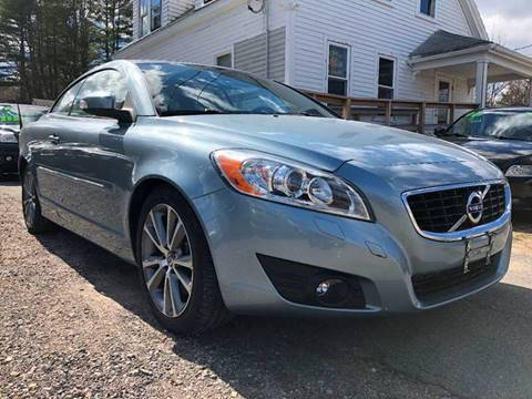 2011 Volvo C70 for sale at Specialty Auto Inc in Hanson MA