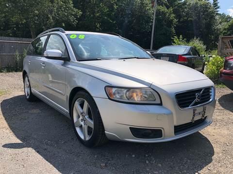 2008 Volvo V50 for sale at Specialty Auto Inc in Hanson MA
