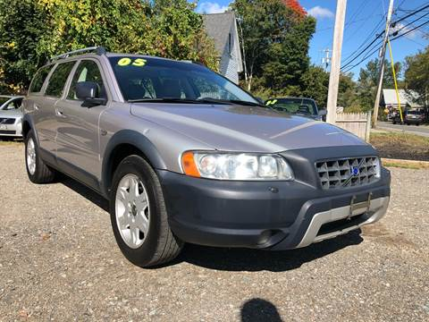 2005 Volvo XC70 for sale at Specialty Auto Inc in Hanson MA