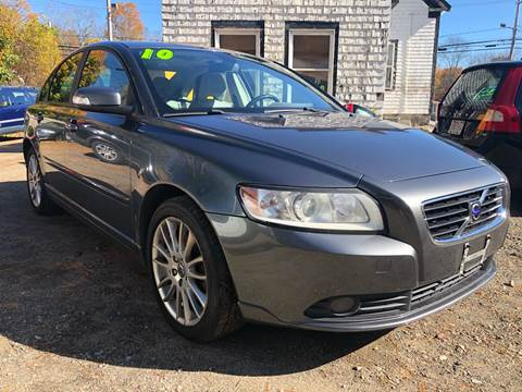 2010 Volvo S40 for sale at Specialty Auto Inc in Hanson MA