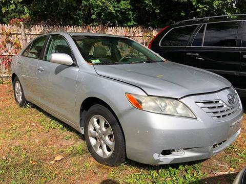 2007 Toyota Camry for sale at Specialty Auto Inc in Hanson MA