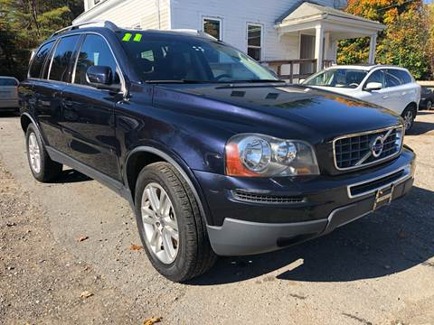 2011 Volvo XC90 for sale at Specialty Auto Inc in Hanson MA