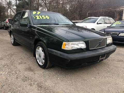 1997 Volvo 850 for sale at Specialty Auto Inc in Hanson MA