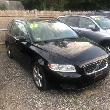 2008 Volvo V50 for sale at Specialty Auto Inc in Hanson MA