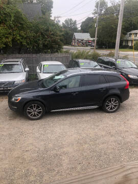 2015 Volvo V60 Cross Country for sale at Specialty Auto Inc in Hanson MA