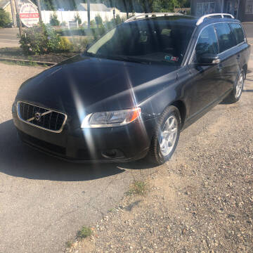 2009 Volvo V70 for sale at Specialty Auto Inc in Hanson MA