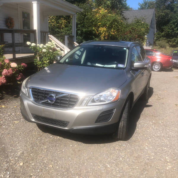 2012 Volvo XC60 for sale at Specialty Auto Inc in Hanson MA