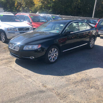 2010 Volvo S80 for sale at Specialty Auto Inc in Hanson MA