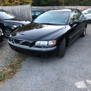 2004 Volvo S60 for sale at Specialty Auto Inc in Hanson MA