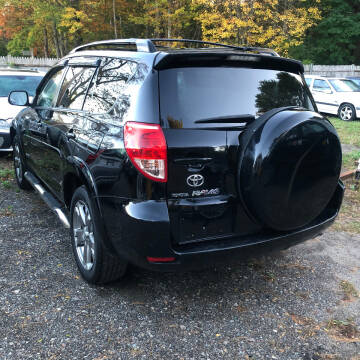 2008 Toyota RAV4 for sale at Specialty Auto Inc in Hanson MA