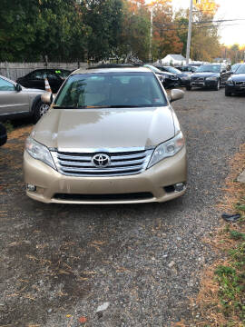 2011 Toyota Avalon for sale at Specialty Auto Inc in Hanson MA