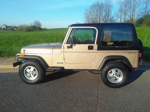 1994 Jeep Wrangler for sale in Harrisonburg, VA