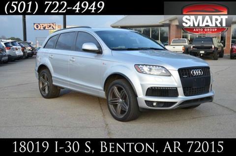 2013 Audi Q7 for sale in Benton, AR