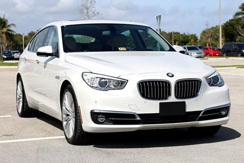 2015 BMW 5 Series for sale in North Miami Beach, FL