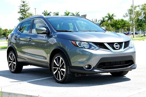 2017 Nissan Rogue Sport for sale in North Miami Beach, FL