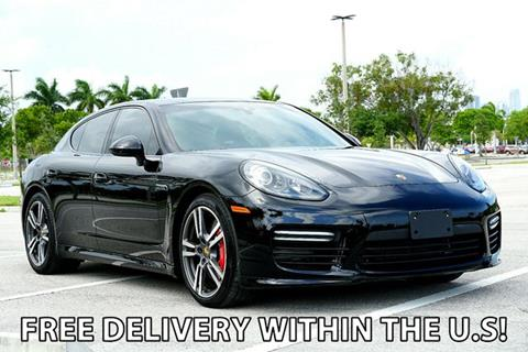 2016 Porsche Panamera for sale in North Miami Beach, FL