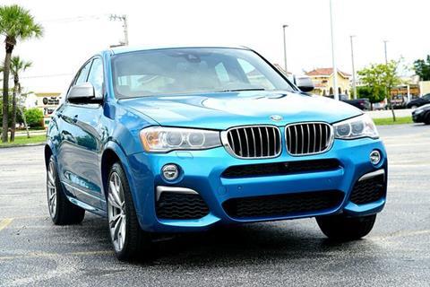 2017 BMW X4 for sale in North Miami Beach, FL