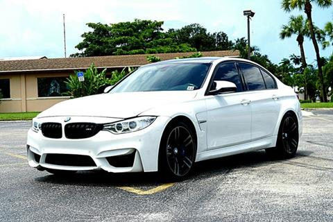 2017 BMW M3 for sale in North Miami Beach, FL