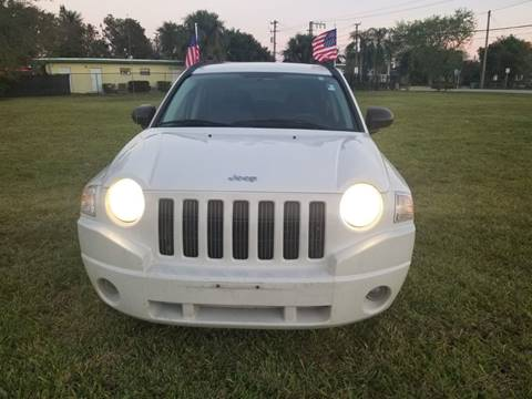 2007 Jeep Compass for sale in Plantation, FL