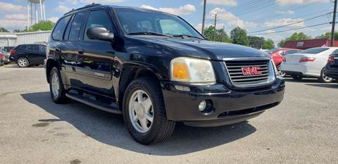 2002 GMC Envoy for sale in Selma, NC