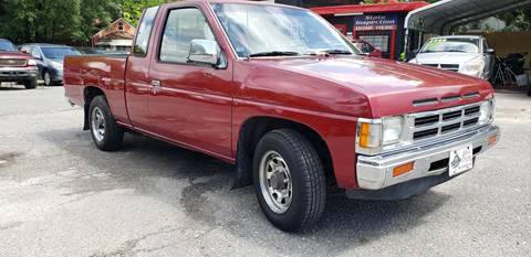 Used Nissan Truck For Sale Carsforsale Com