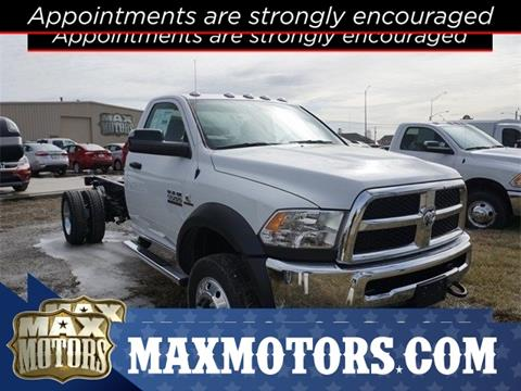 2018 RAM Ram Chassis 5500 for sale in Kansas City, MO